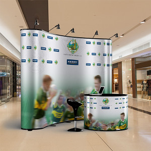 Pop Up Stands