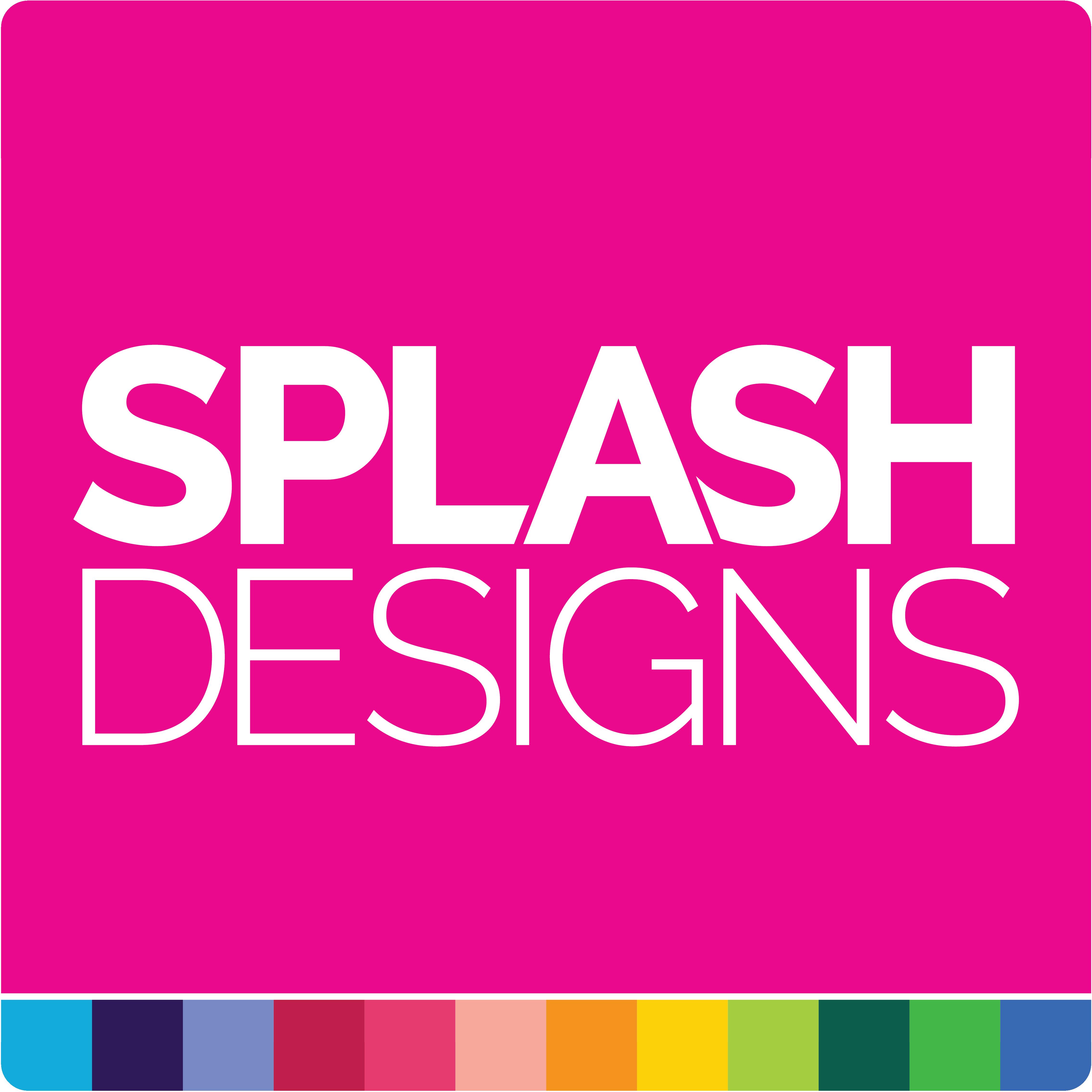 splash designs - design . web . marketing